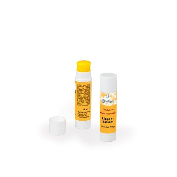 Sanddorn Lippen-Balsam. Intensive Pflege, 6 ml