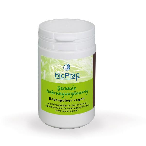 Basenpulver Vegan, 2 x 200 g von Biopräp