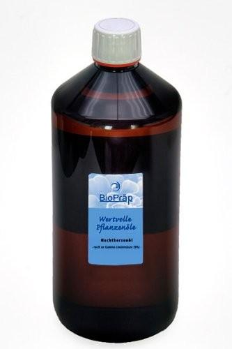 Reines Nachtkerzenöl, 1 Liter Vorratspackung
