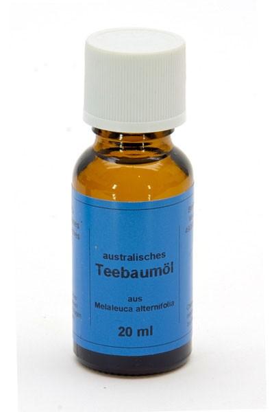 Reines Teebaumöl, 20 ml